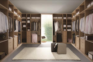Corner Wardrobe Unit -WALK-IN CLOSET  39