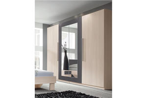 high quality mirrored wardrobe, wardrobe wholesale, wardrobe customization