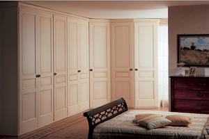 high quality all wood wardrobe, wardrobe wholesale, wardrobe customization