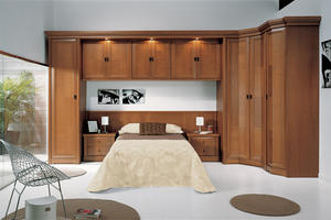 custom-made real wood wardrobe, wardrobe wholesale, wardrobe customization