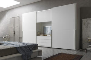 high quality 4 doors wardrobe factory, wardrobe wholesale
