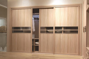 Sliding Wardrobe Doors - WYA 025