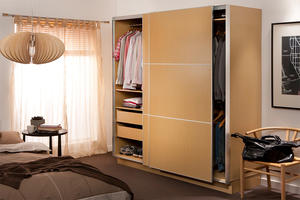 Sliding Wardrobe Doors - WYA 028