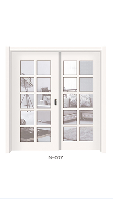 Glass Door-N-007