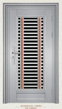 Stainless Steel Door-J-8093