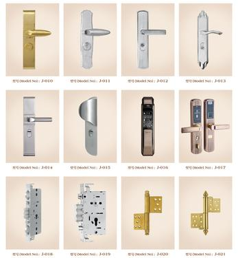 Stainless Steel Door-LOCK 2