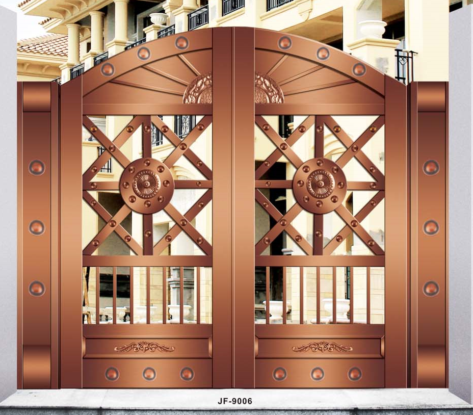 Copper Door -JF-9006