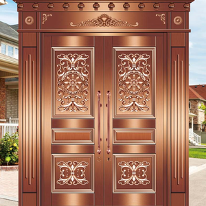 outside door and frame,Copper Door, preferred BuilDec, experienced, skilled