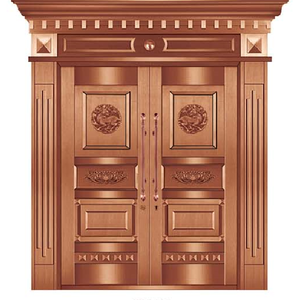 luxury door, Copper Door, preferred BuilDec, experienced, skilled brands