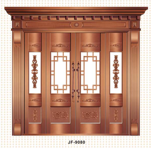 Back Entry Doors For Houses​ -JF-9080