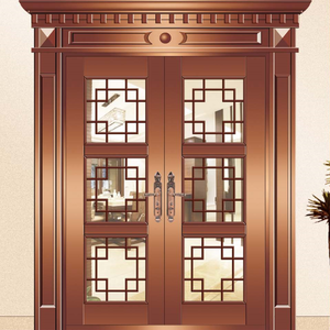 front entry door frames, Copper Door, preferred BuilDec, experienced, skilled