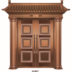access door, Copper Door, preferred BuilDec, experienced, skilled brands