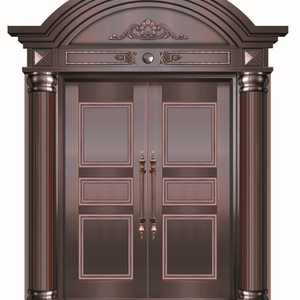 main door, Copper Door, preferred BuilDec, experienced, skilled brands
