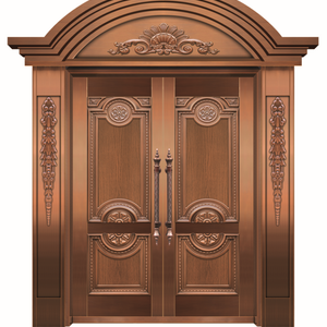 main gate door, Copper Door, preferred BuilDec, experienced, skilled brands