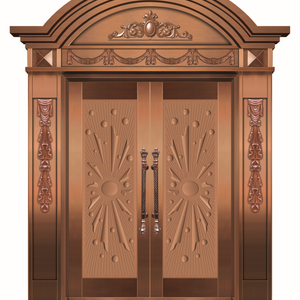 gate door, Copper Door, preferred BuilDec, experienced, skilled brands