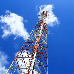 Telecom Metal Structure, Self Supporting tower, Triangular tower,Square Tower
