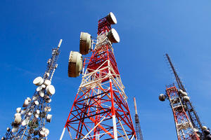 Self Supporting Telecom Tower, gsm tower , antenna tower