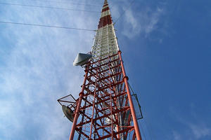 China 3 LEGGED OR 4 LEGGED SELF SUPPORTING TELECOM TOWER,TRIANGULAR TOWER supplier