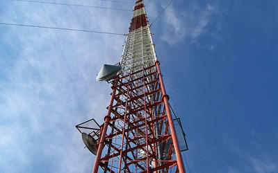 3 LEGGED OU 4 LEGGED AUTO SUPPORTING TELECOM TOWER