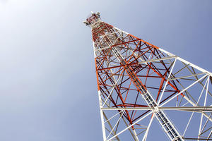 China GSM ANTENNA SUPPORTING COMMUNICATION STEEL TOWER  factory