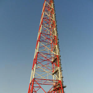 Fixed Derrick Supported Structure