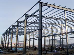 China Workshop Building Steel Structure,warehouse workshop manufacturer