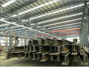 China Prefabricated Metal Steel Structure ,Prefabricated Sheds supplier