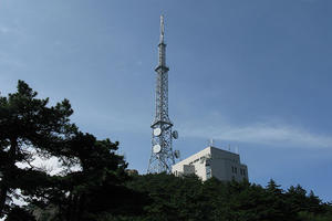 China Microwave Radio TV Broadcasting Steel Tower manufacturer