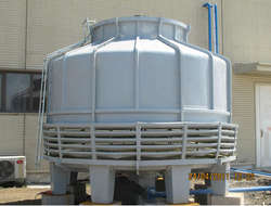 countercurrent cooling tower