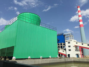 FRP industrial cooling tower