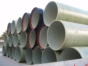 China FRP pipe jacking factory