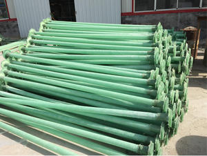 China FRP irrigation Pipe  factory