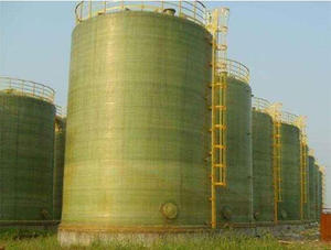 China FRP corrosion tank factory
