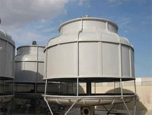 China Round cooling tower factory