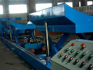 China FRP winding equipment factory