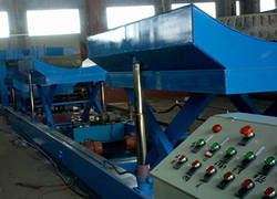 FRP winding equipment