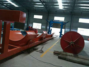 China FRP winding production line factory