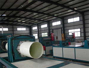 low price FRP pultrusion equipment factory