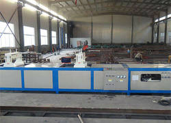 FRP pultruded profile production equipment