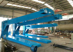 Cantilever equipment