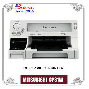 Color video printer, Mitsubishi video printer for color doppler, endoscope