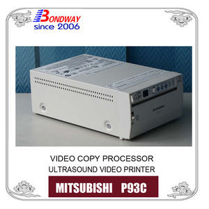 Thermal video copy processor, Mitsubishi video printer for ultrasound scanner