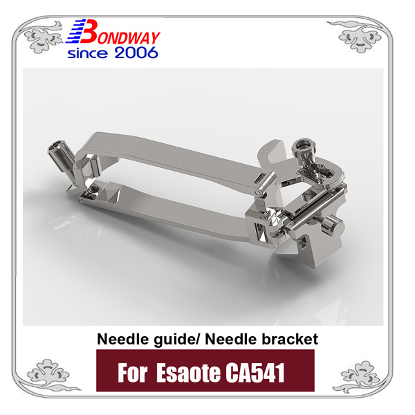 biopsy needle bracket