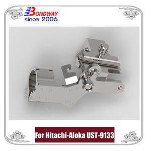 biopsy needle bracket, needle guide for Hitachi Aloka ultrasound UST-9133