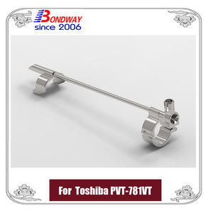 Needle bracket, needle guide for toshiba a ultrasound probe PVT-781VT