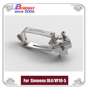 Siemens Biopsy Needle Bracket, Needle Guide Bracket For Siemens Ultrasound Linear Probe 9L4 VF10-5