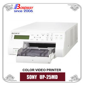 Color Video Printer, SONY UP-25MD For Color Doppler Ultrasound Machine
