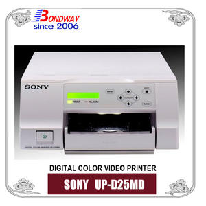Digital Color Video Printer, SONY UP-D25MD For Color Doppler Ultrasound Machine