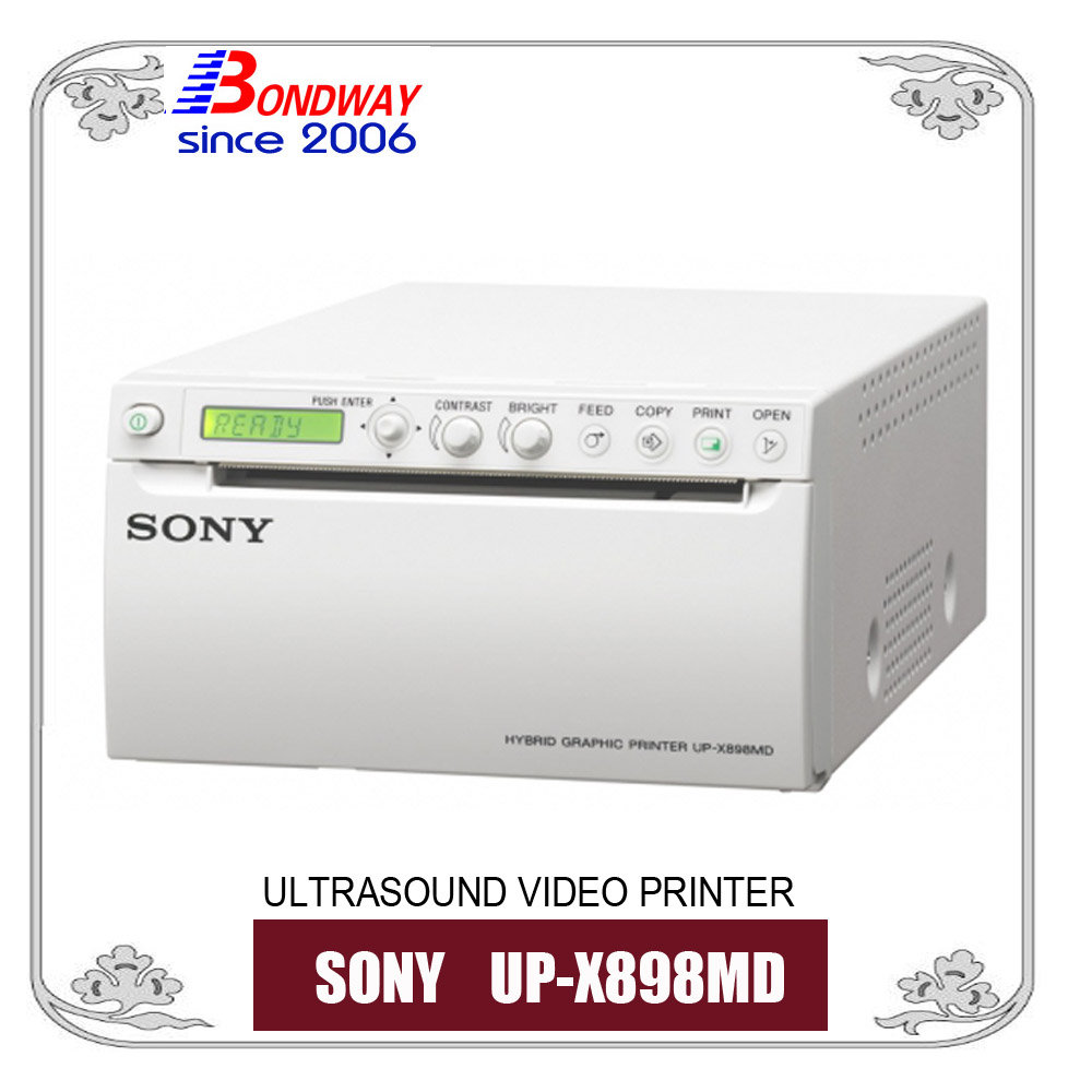 Impresora de video por ultrasonido