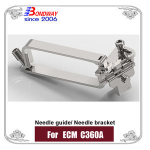 Needle Bracket, Needle Guide For ECM C360A Ultrasound Transducer